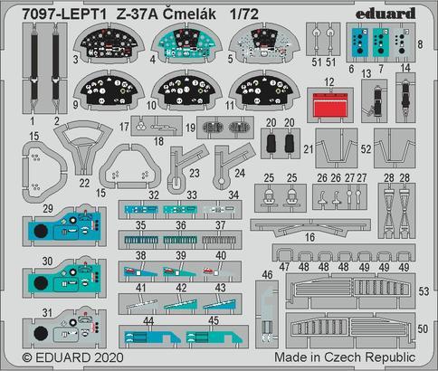 Z-37A PE-set 1/72