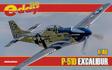 P-51D Excalibur 1/48 - 1/2