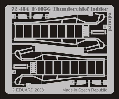 F-105G ladder 1/72