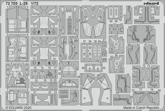 L-29 1/72