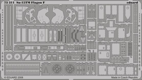 Su-15TM Flagon-F S.A. 1/72