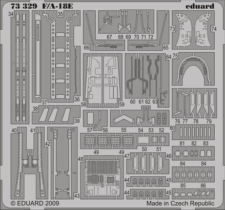 F/A-18E S.A. 1/72