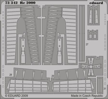 Re 2000 S.A. 1/72