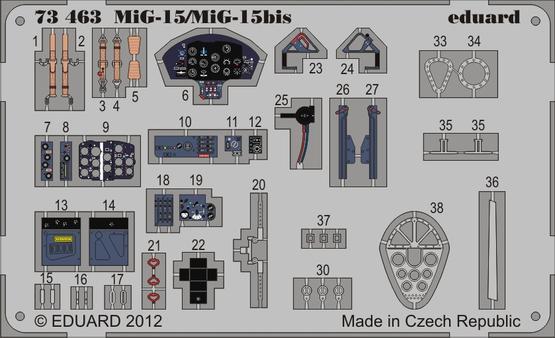 MiG-15/MiG-15bis 1/72