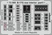 B-17G rear interior 1/72 - 1/2