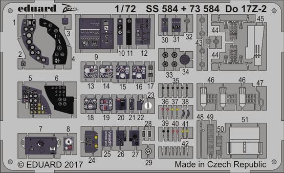 Do 17Z-2 1/72  - 1