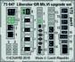 Liberator GR Mk.VI upgrade set 1/72 - 1/2