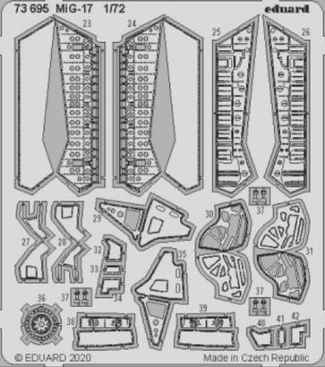 МиГ-17 1/72  - 1