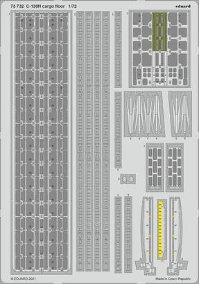 C-130H cargo floor 1/72