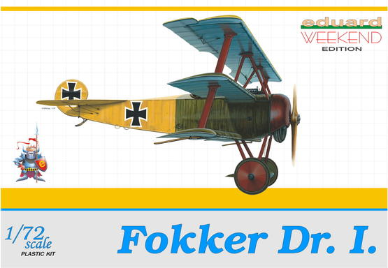 Fokker Dr.I 1/72