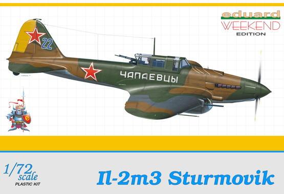 Il-2m3 1/72