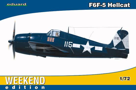 F6F-5 Hellcat 1/72