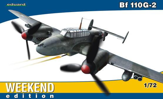 Bf 110G-2 1/72