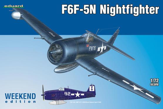 F6F-5N ночной вариант 1/72