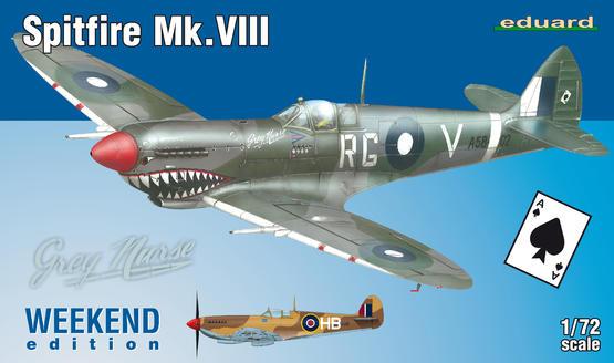 Spitfire Mk.VIII 1/72