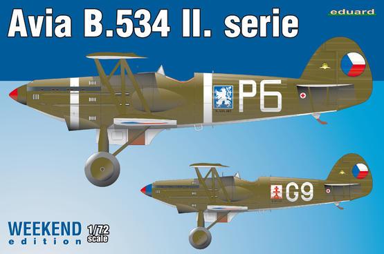 B-534  II. série 1/72