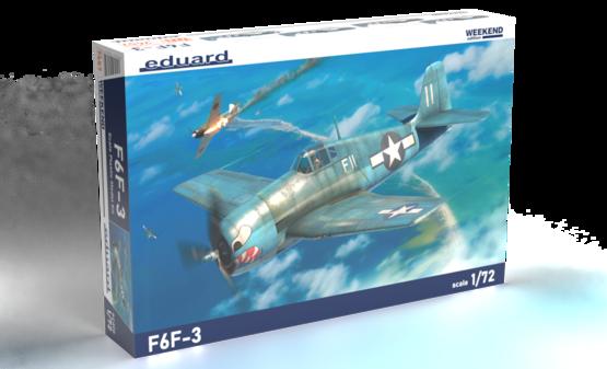 F6F-3 1/72  - 1