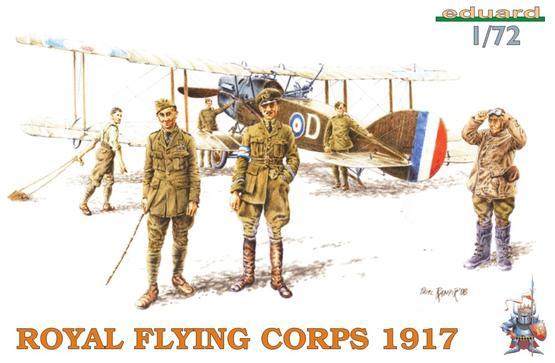 RFC Crew 1917 1/72