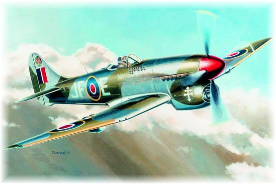 Tempest Mk.V late 1/48