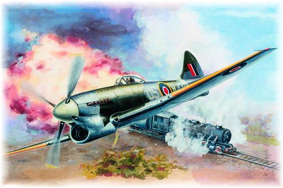 Tempest Mk.V PROFIPACK 1/48