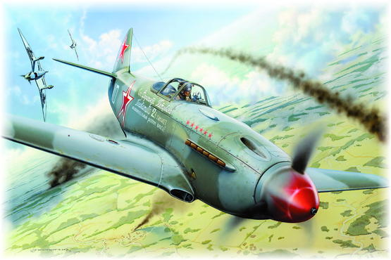 YAK-3 Red Devils 1/48