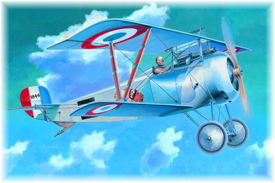 Nieuport Ni-17 PROFIPACK 1/48