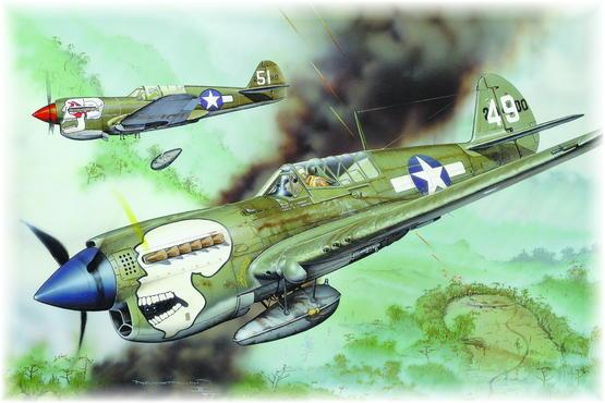 P-40N Warhawk PROFIPACK 1/48