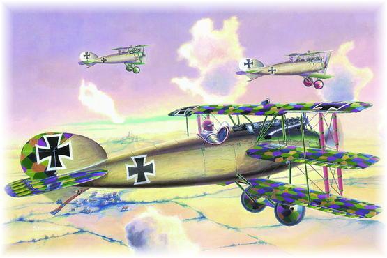 Albatros Dr.I PROFIPACK 1/48
