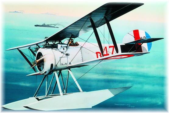 Hanriot HD.2 Floatplane 1/48