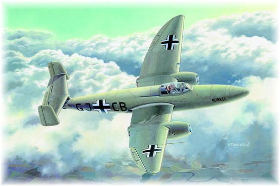 Heinkel He 280 PROFIPACK 1/48