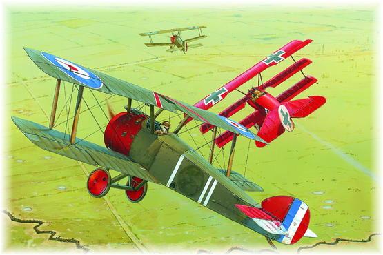 Sopwith F.1 Camel RFC 1/48
