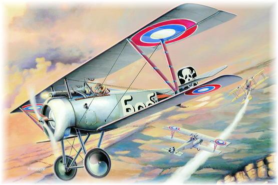 Nieuport Ni-23 1/48