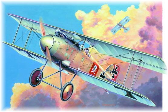 Albatros D.II PROFIPACK 1/48