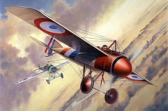 Morane Saulnier Type N 1 48 Eduard Store