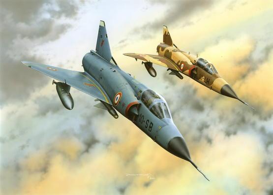 Mirage IIIC PROFIPACK 1/48