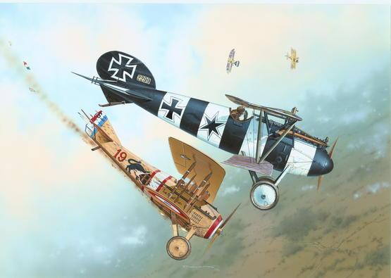 Albatros D.V PROFIPACK 1/48