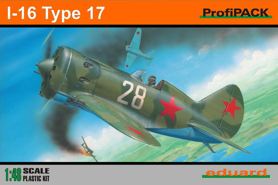I-16 Type 17 1/48