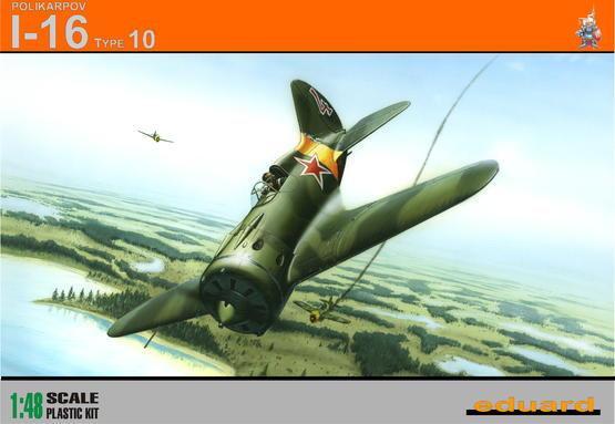 И-16 тип 10 1/48