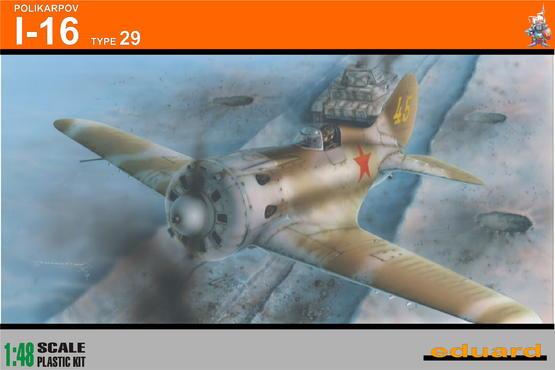 I-16 Type 29 1/48