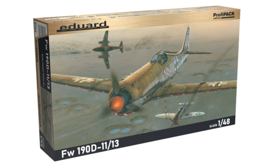 Fw 190D-11/D-13 1/48  - 1