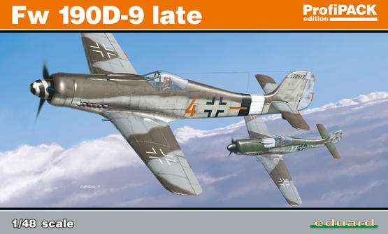 Fw 190D-9 LATE 1/48