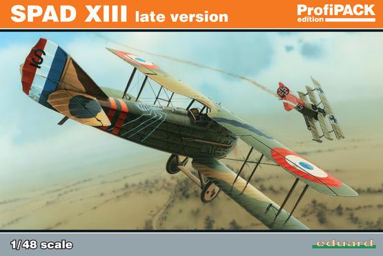 Spad XIII late 1/48