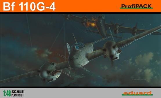 Bf 110G-4 1/48
