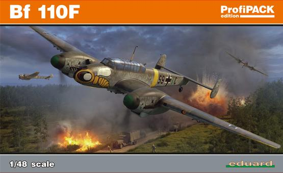 Bf 110F 1/48