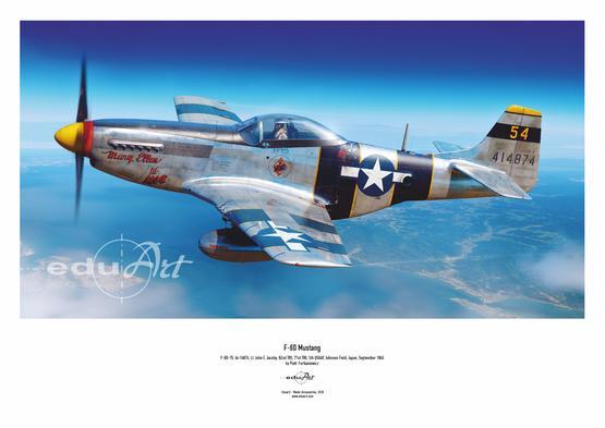 F-6D/K Mustang