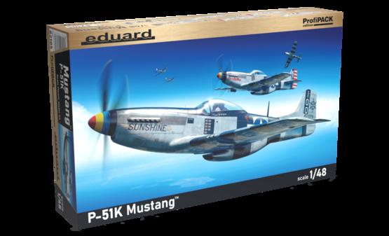 P-51K Mustang 1/48  - 1