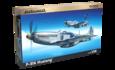 P-51K Mustang 1/48 - 1/2