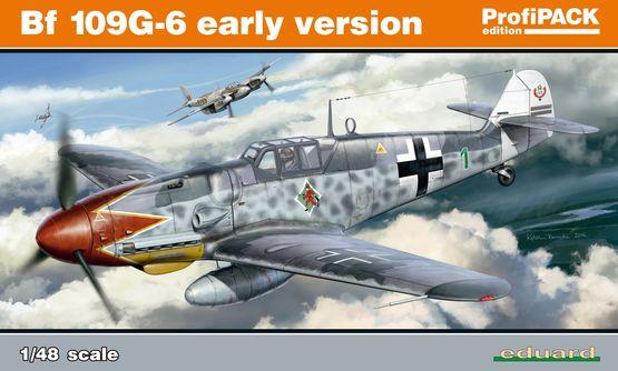 Bf 109G-6 rané série 1/48