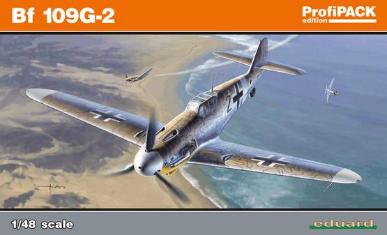 Bf109G-2 Eduard au 1/48