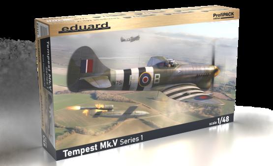 Tempest Mk.V series 1 1/48  - 1